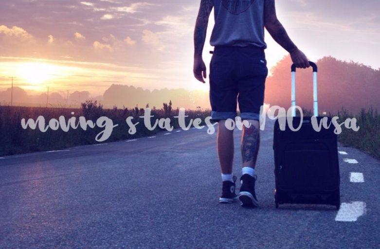 Moving-states-on-190-visa