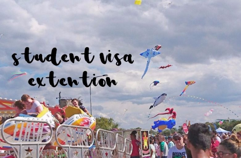 student visa extention kiltes and carousel