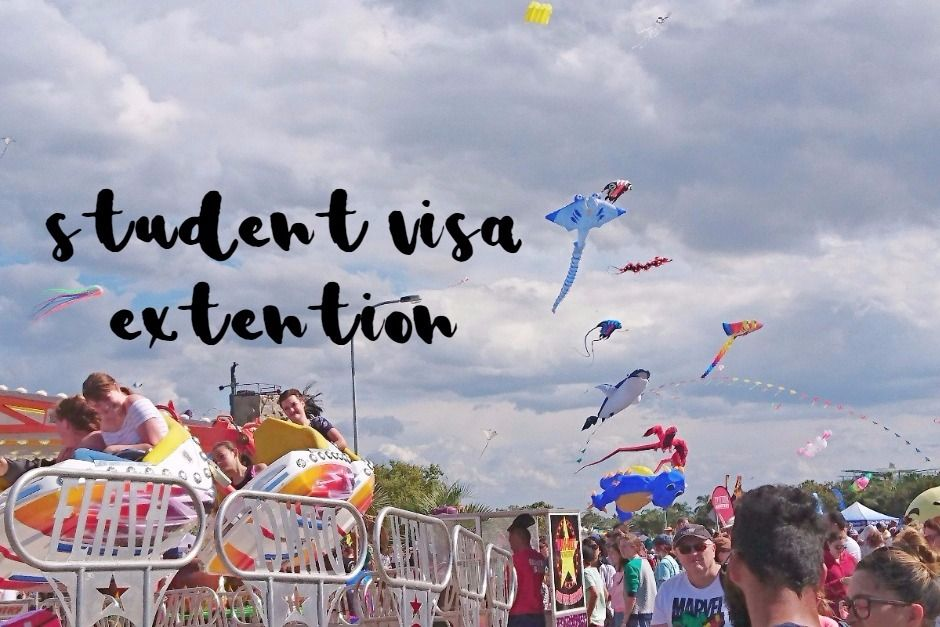 Student visa extension