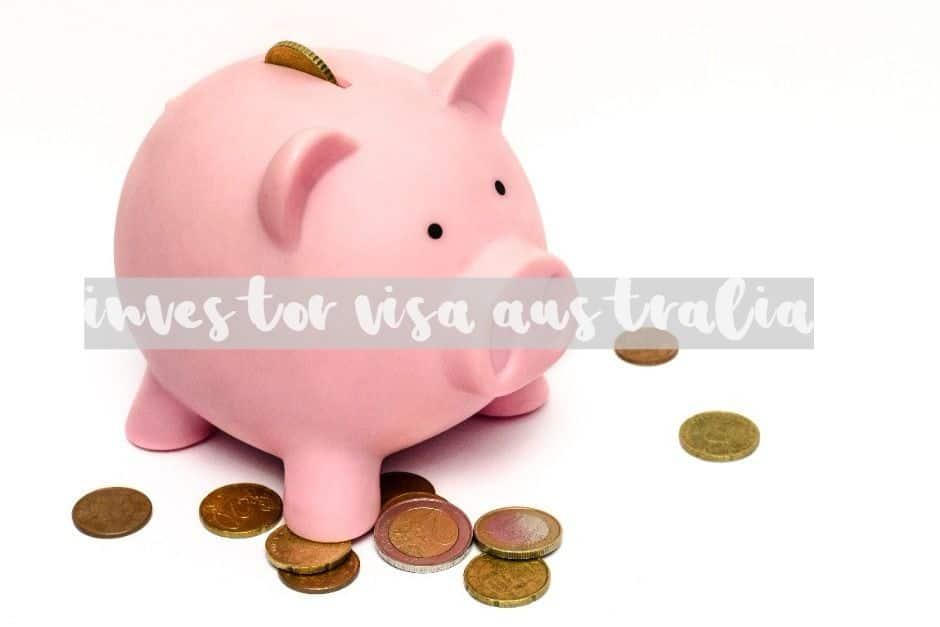 invitation letter for australibusiness visa%0A Investor visa Australia