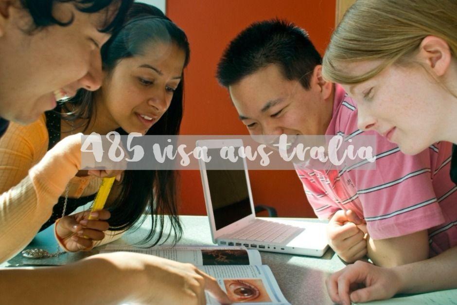 485 visa Australia 👋 Temporary Graduate visa
