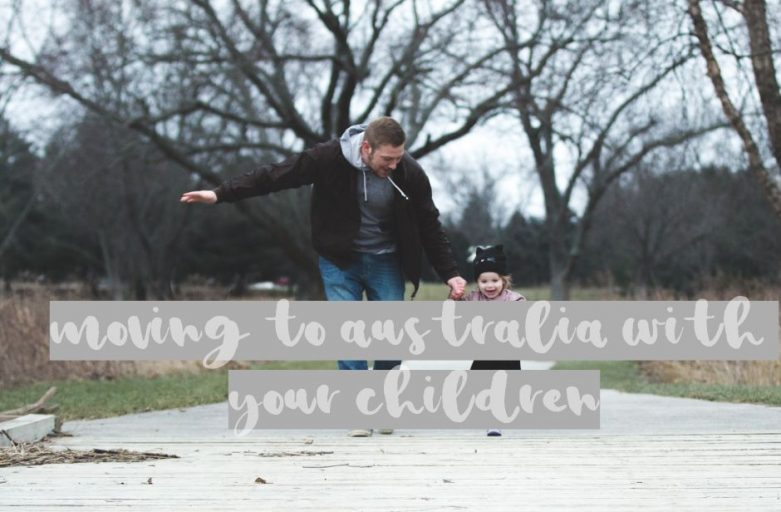Moving-to-Australia-with-your-children man with a kid
