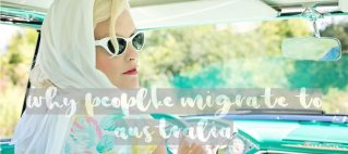 why-people-migrate-to-australia-woman-in-vintage-car