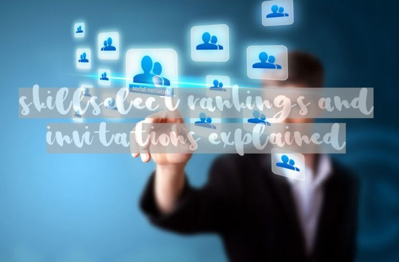 skillselect-rankings-and-invitations-explained