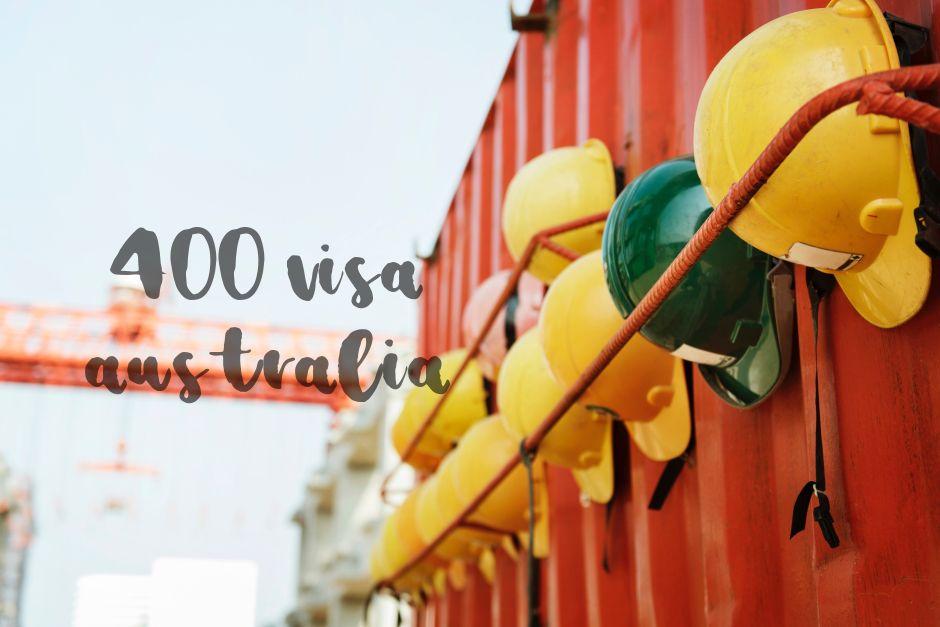 400 Visa Australia