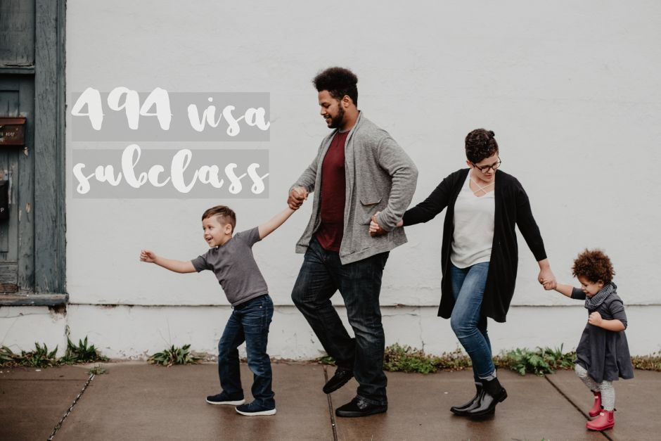 494 visa subclass (SESR visa) - vital info you need to know.