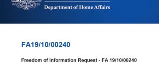 Invitations for 190 and 489 visas issued between 01 July 2019 and 30 September 2019