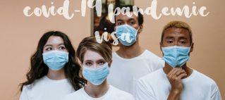 COVID 19 pandemic event visa subclass 408 Australia