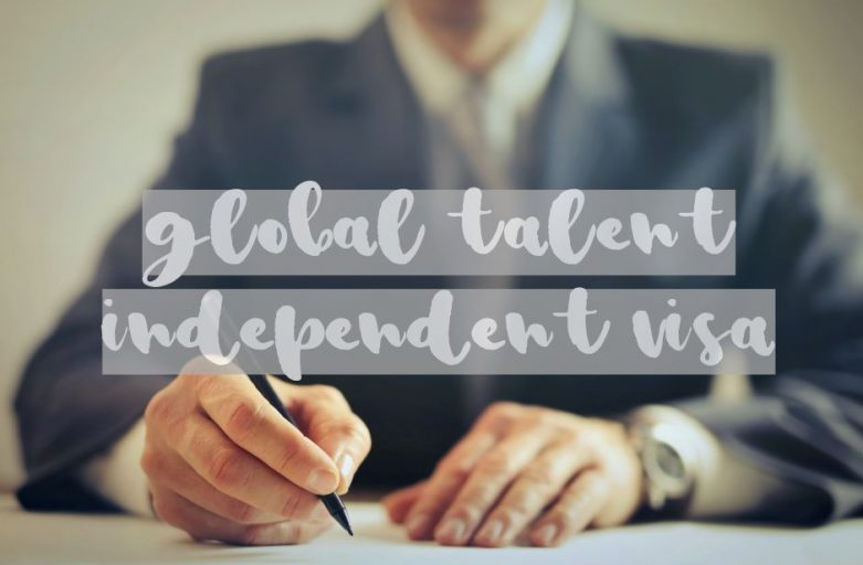 Global-Talent-Independent-visa