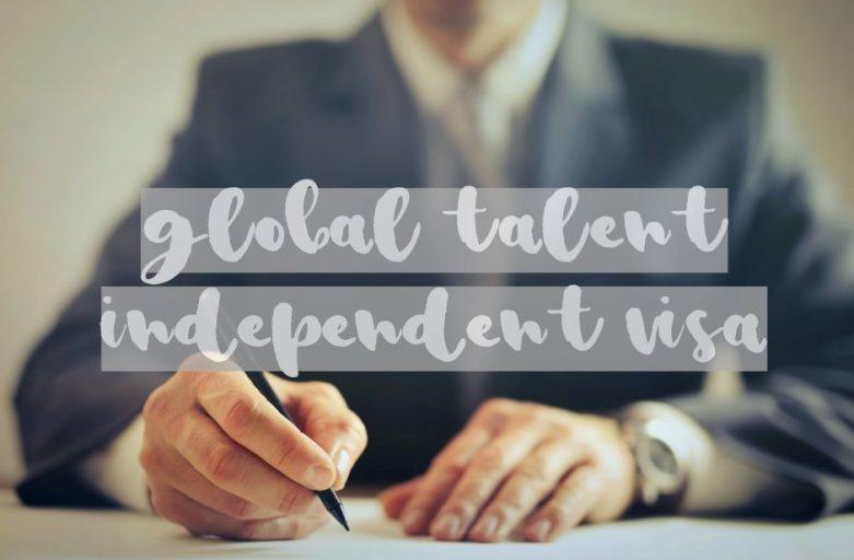 Global-Talent-Independent-visa