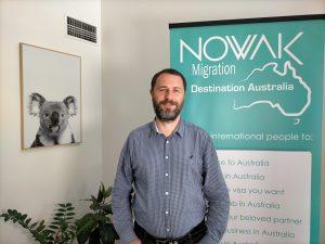 Migration agent sunshine coast Nowak Migration